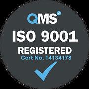 ISO9001 Registered