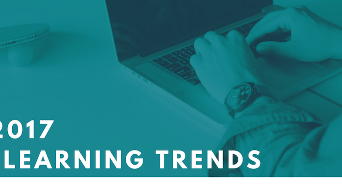 4 eLearning Trends for 2017