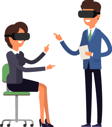 Virtual Reality - Is it really a Reality in the Office?
