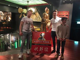 Die Gewinner des Mister Wong Cups 2017 stehen fest