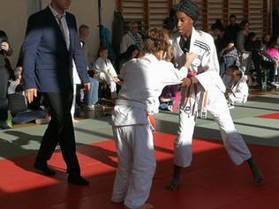 Nippon Basel Judoka überzeugen in Sissach