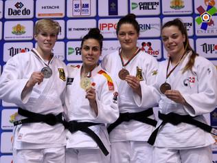 Bronze für Alina Lengweiler in Sofia