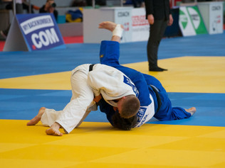 Platz 7 für Tom Witzig am Swiss Judo Open