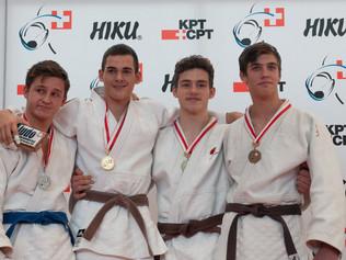 Schweizermeistertitel für Lengweiler und Rast – Insgesamt 7 Podestplätze für die JS Nippon Basel