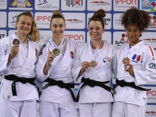 Weltcup-Bronze für Alina Lengweiler