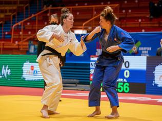Gold für Alina Lengweiler in Zagreb