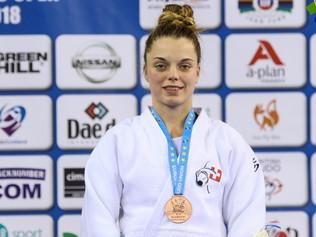 Weltcup-Medaille für Alina Lengweiler