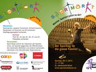 Nippon Basel am Sportmarkt