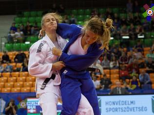 Platz 5 für Alina Lengweiler an der U23-EM