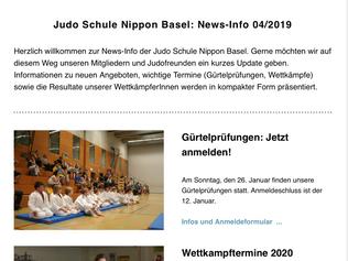 Der neue Nippon Basel Newsletter ist online