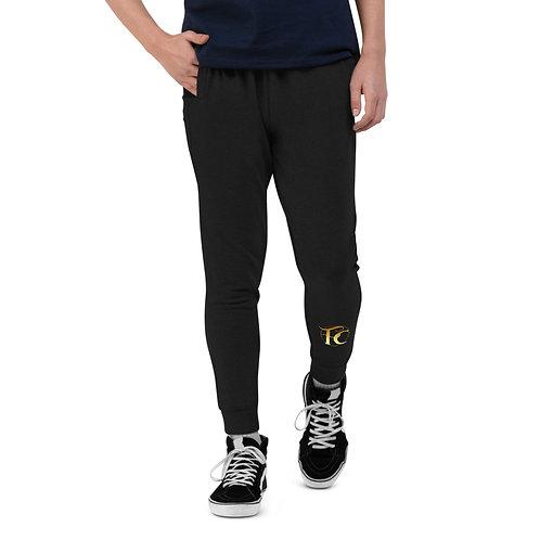 Premium Jogginghose mit Logo-Print