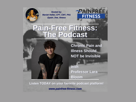 Pain-Free Fitness: The Podcast
