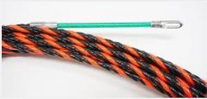 test of 3-strand fish tape