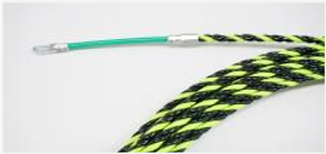 test of 3-strand electrical fish tape