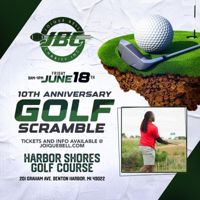 JBC GOLF SCRAMBLE