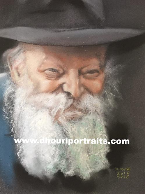 Rabbi de Loubavitch