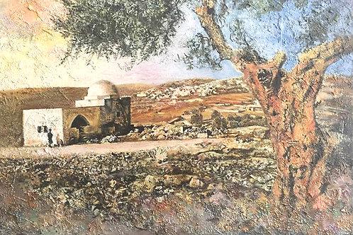 Kever Rah'el / Tombeau de Rachel