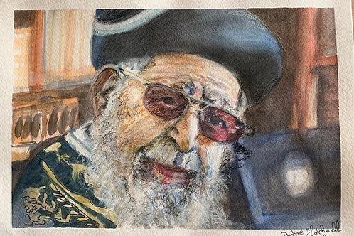 couleurs Rav Ovadya Yosseph