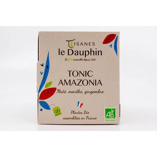 Boîtes x20 Infusettes Tisanes le Dauphin ou vrac