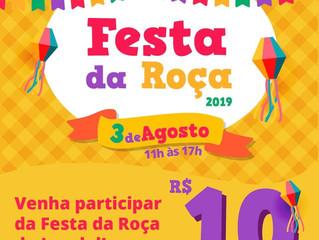 FESTA DA ROÇA 2019