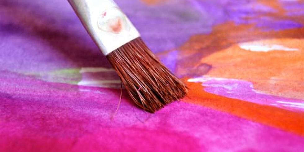 Watercolors for Mental Health