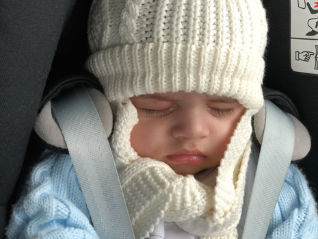 TRAVEL BASICS:  Taking a Car Seat, Hiring One Abroad or Travelling without One?