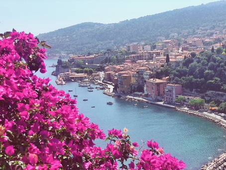 A First Birthday in the French Riviera:  What to Eat & See