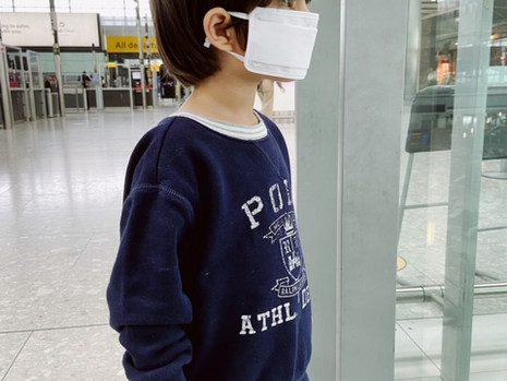 7 Tips for Travelling with Young Children during COVID-19