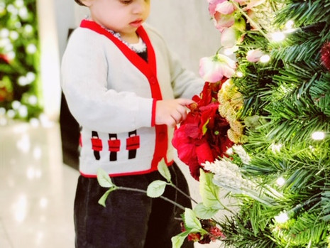 Festive Shop Guide: Christmas Outfits for your Baby Boy