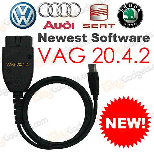VAG COM 20.4.2 VCDS 20.4.2 Diagnostic Cable