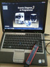 Scania VCI-3 Diagnostic Tool with Laptop
