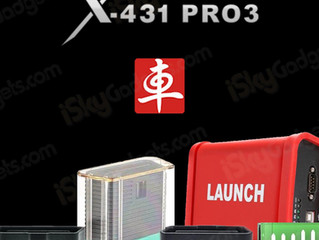 LAUNCH x431 Pro 3 Online Activation