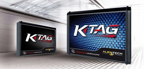 K-Tag v2.13 Master Reworked ECU Remapping Tool