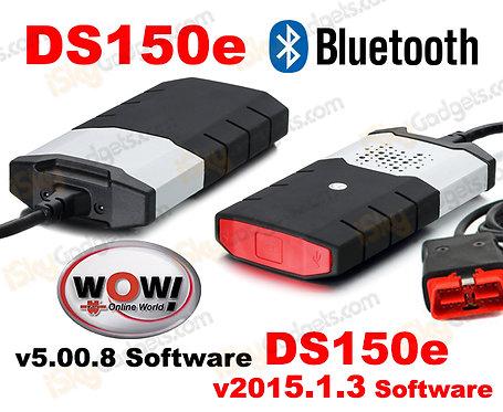 DS150e 2015.1.3 Car Truck BT Diagnostic Tool