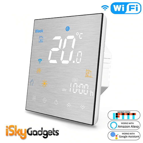 WiFi Smart Thermostat Temperature Controller for heating