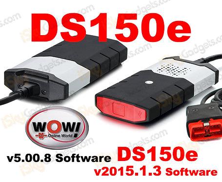 DS150-e 2015.1.3 Cars & Trucks Diagnostic Tool