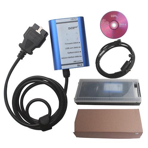 Volvo Vida Dice Pro+ 2014D Car Diagnostic Tool