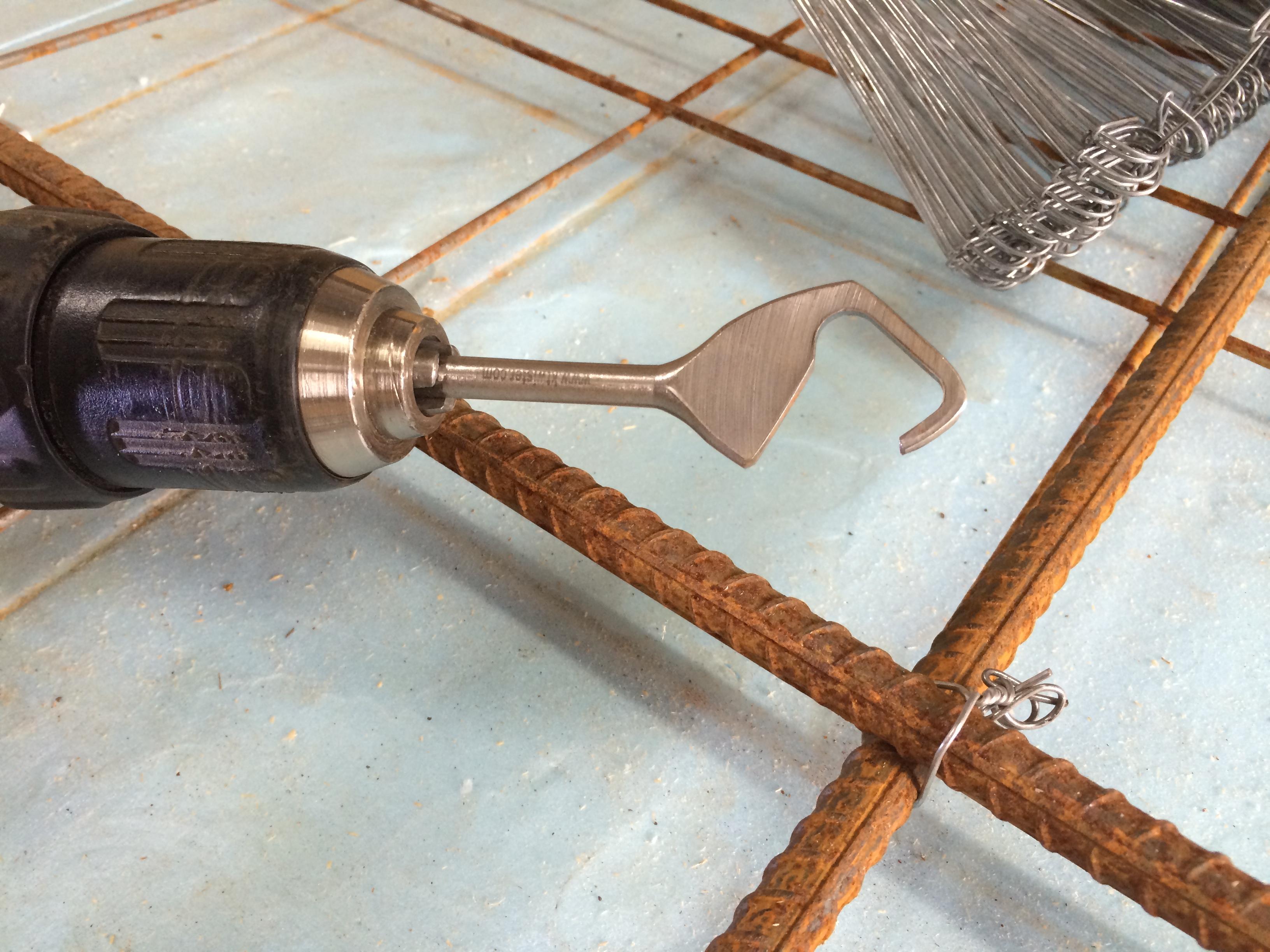 WIRE TWISTER,rebar tying tool