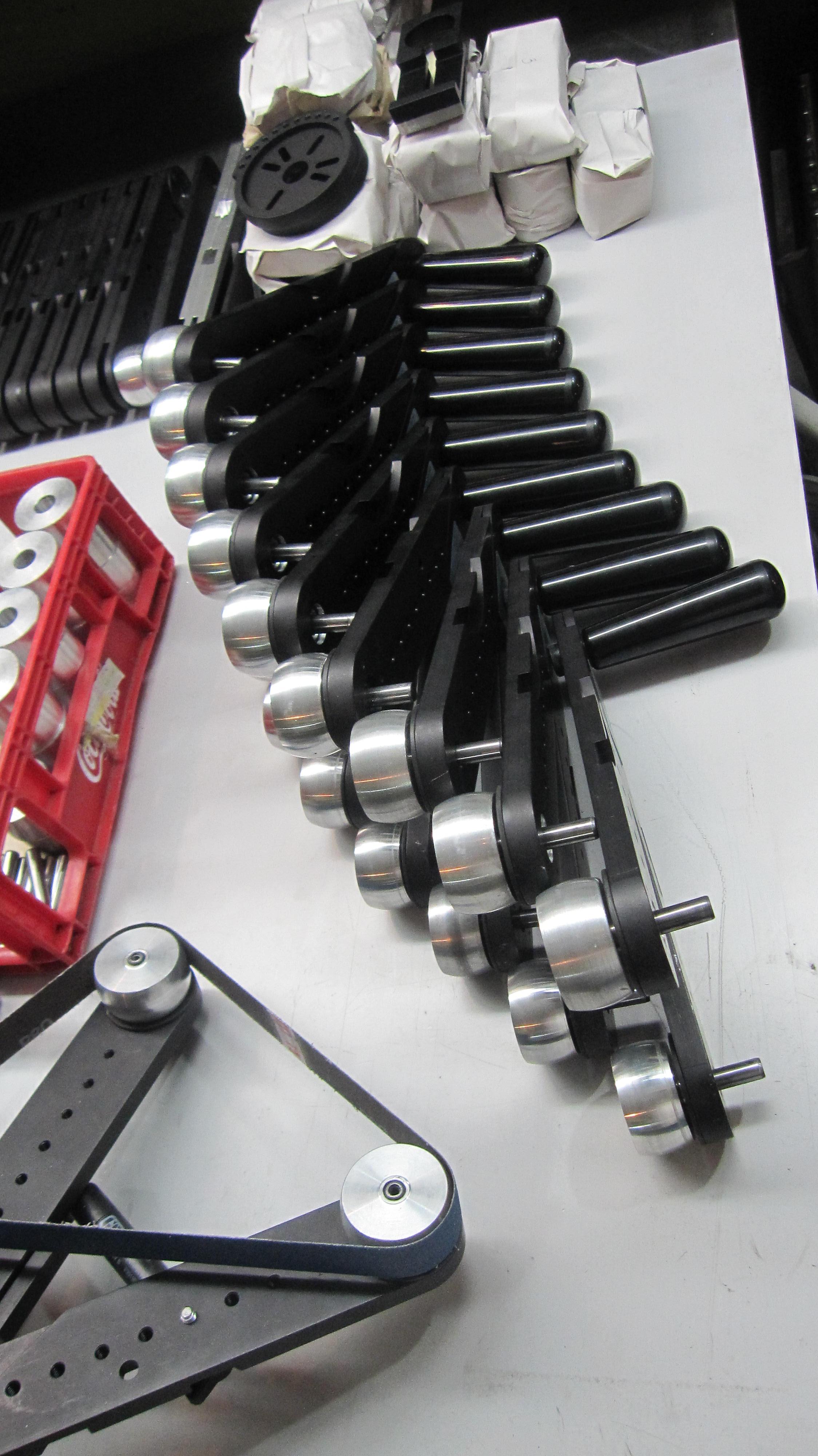 Belt sander , inventory