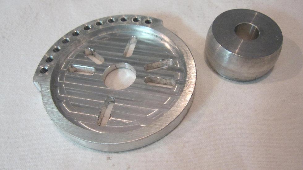 Bench grinder kit ( extra ) belt sander