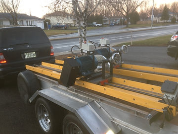 deck saw, onsite cutting tool