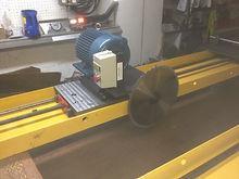 deck saw,saw,14 inches saw, ajustable deck saw