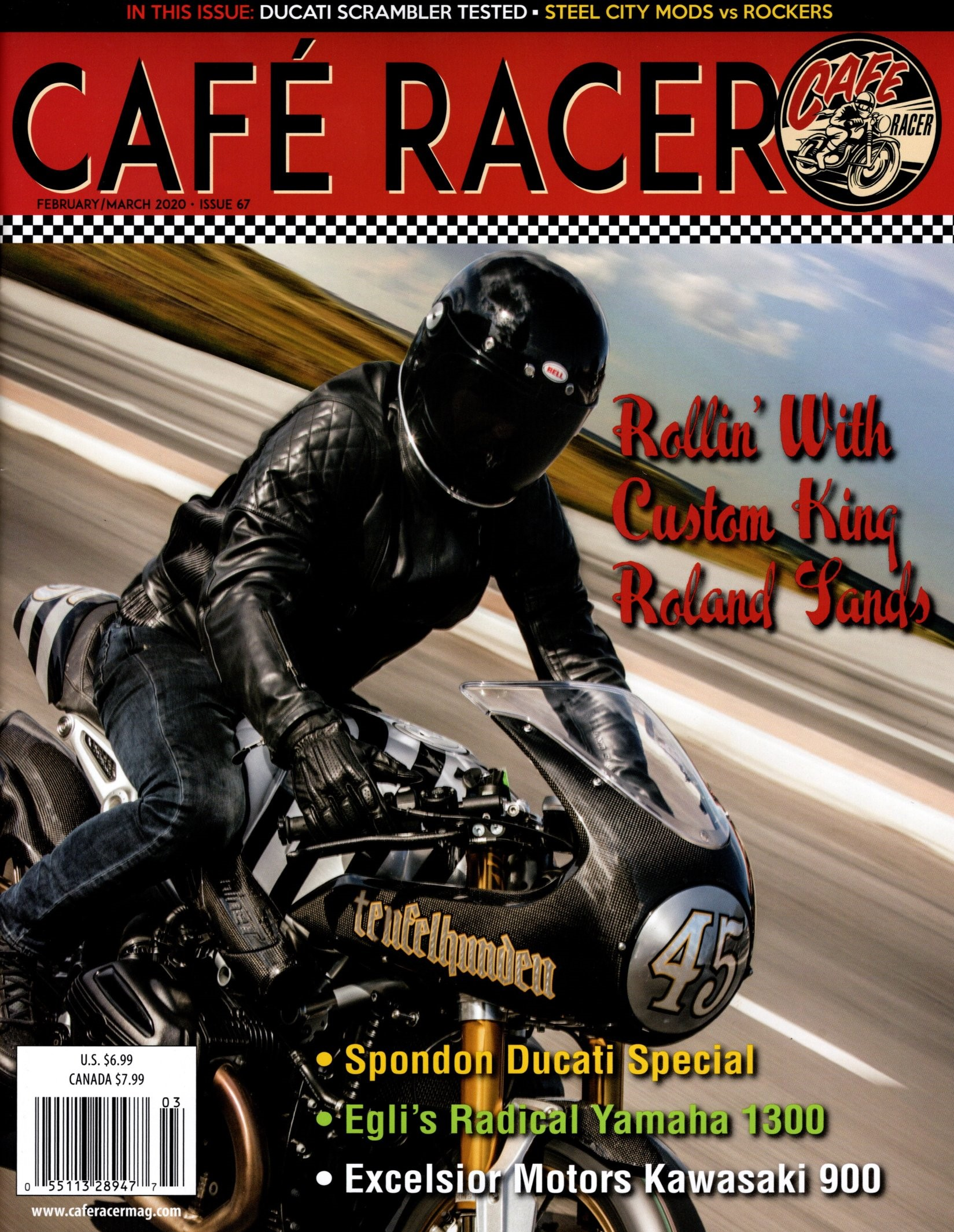 Cafe Racer Mar 2020