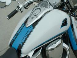 Carolina Panthers Honda VTX