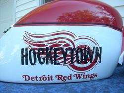 Detroit Red Wings VTX1300R