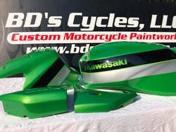ZRX1200 Kawasaki