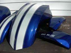 Fat tire VTX1300