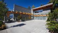 Custom Home Exterior - West Vancouver