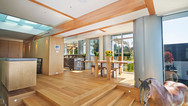 Custom Home Interior - West Vancouver