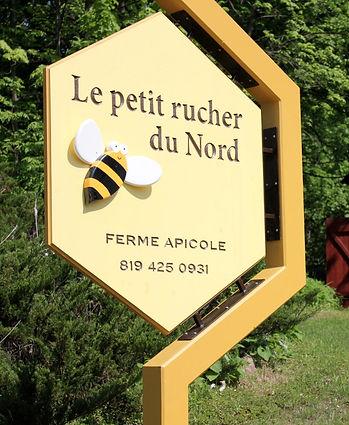 Le petit rucher du Nord ferme apicole Laurentides